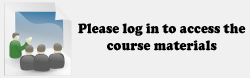 Please login to access course materials